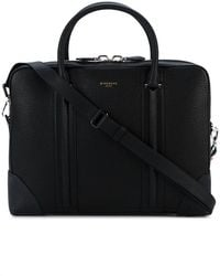 Givenchy - 'lucrezia' Grained Leather Briefcase - Lyst
