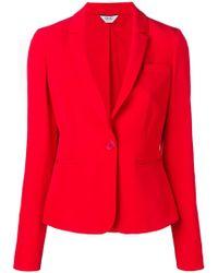Liu Jo - Classic Tailored Blazer - Lyst
