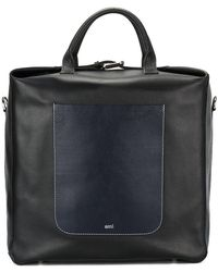 AMI - Travel Bag - Lyst
