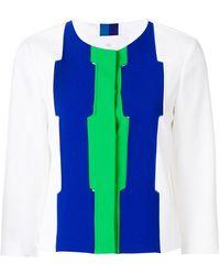 Capucci - Colour-block Jacket - Lyst