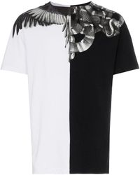Marcelo Burlon - T-shirt con stampa - Lyst