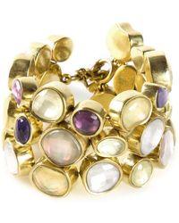 Vaubel - Stone Pebble Bracelet - Lyst