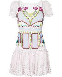 Temperley London - Bourgeois Mini Dress - Lyst