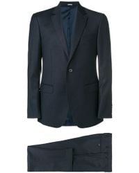Lanvin - Classic Fitted Suit - Lyst
