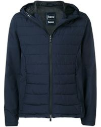 Herno - Hooded Padded Jacket - Lyst