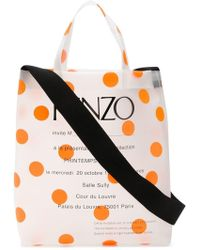 KENZO - Invitation Tote Bag - Lyst