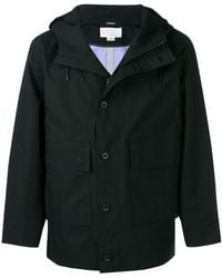 Nanamica - Buttoned Hooded Jacket - Lyst