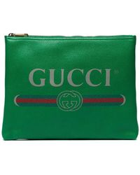 9a5b3c5c3358 Gucci Leather Rainbow Strap GG Briefcase in Brown for Men - Lyst