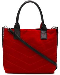 Pinko - Stitched Tote Bag - Lyst