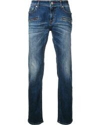 Loveless - Straight Leg Jeans - Lyst