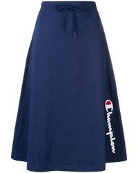 50fa1cdbe Women's Champion Skirts - Lyst