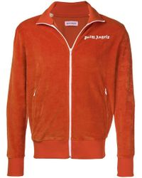 Palm Angels - Chenille Track Jacket - Lyst