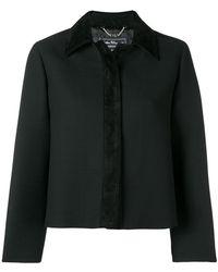 Ferragamo - Collared Jacket - Lyst