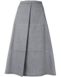 Stephan Schneider - Ordinary Midi Skirt - Lyst