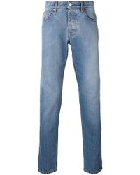 AMI - Ami Fit 5 Pocket Jeans - Lyst