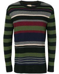 Nudie Jeans | Striped Jumper | Lyst