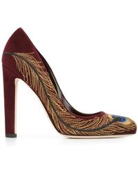 Brian Atwood | 'isabelle' Court Shoes | Lyst