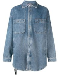 DIESEL - D-loren Shirt Jacket - Lyst