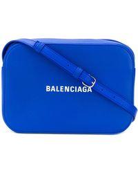 Balenciaga - Everyday Aj Camera Crossbody Bag - Lyst