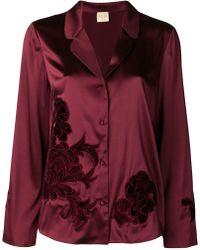 Myla - Primrose Hill Pyjama Top - Lyst