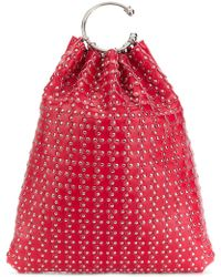 RED Valentino - Studded Tote - Lyst