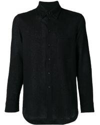 Uma Wang - Chest Pocket Shirt - Lyst