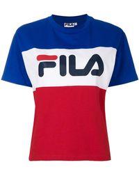 Fila | Allison T-shirt | Lyst