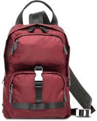Lyst - Techpack brodé Gucci pour homme en coloris Rouge 41b903b63f4