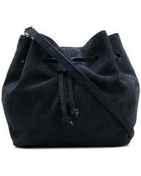 Jil Sander Navy - Bucket Shoulder Bag - Lyst