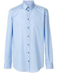Dolce & Gabbana - Classic Shirt - Lyst