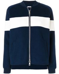 P.A.R.O.S.H. - Colour-block Zipped Jacket - Lyst