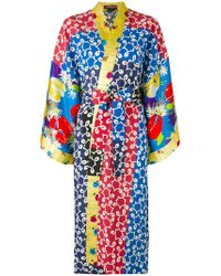 Duro Olowu - Abstract Wrap Dress - Lyst