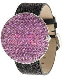 Christian Koban - Clou Pink Sapphire Watch - Lyst