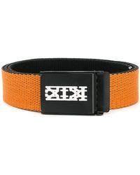 KTZ - Logo Buckle Belt - Lyst