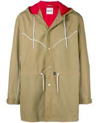 KENZO - Hooded Jacket - Lyst
