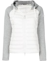 Peuterey - Two Tone Padded Jacket - Lyst