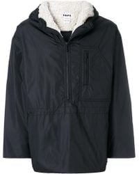 Hope - Shearling Lined Hooded Jacket - Lyst