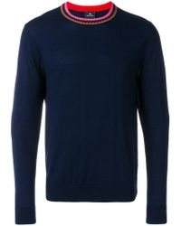PS by Paul Smith - Crew-neck Jumper - Lyst