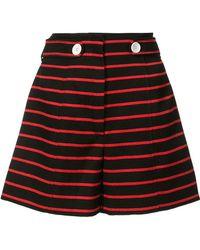 Proenza Schouler - Striped Shorts - Lyst