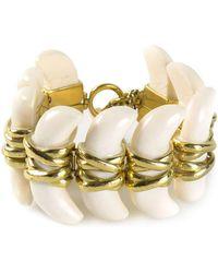 Vaubel - Connected Teeth Bracelet - Lyst