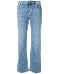 Etro - Casual Straight-leg Jeans - Lyst