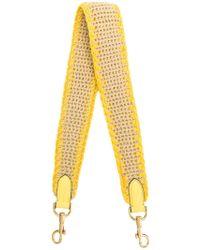 Anya Hindmarch - Crochet Shoulder Strap - Lyst