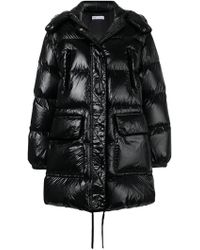 RED Valentino - Padded Coat - Lyst