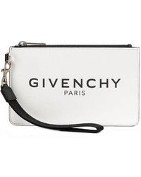 Givenchy - Logo Coin Purse - Lyst