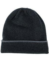 Danielapi - Foldover Knit Beanie - Lyst