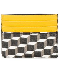 Pierre Hardy | Cube Print Card Holder | Lyst