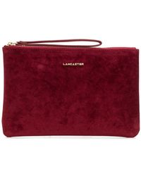 2928793bc0 Lancaster - Square Shaped Clutch Bag - Lyst