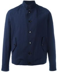 Mp Massimo Piombo - Chequered Barracuda Jacket - Lyst