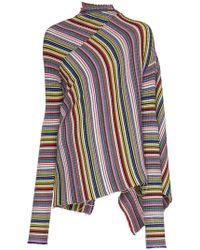 Marques'Almeida - Ribbed Striped Jumper - Lyst
