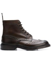 Tricker's - Stow Boots - Lyst